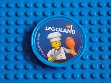 LEGO - POP BADGE ( KNIGHTS TABLE - BLUE ) 2012