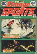 Strange Sports Stories #5 VG 4.0 1974 Stock Image Low Grade