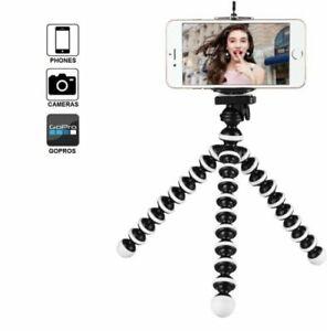 Flexible Gorilla Octopus Tripod For DSLR Camera Camcorder Smartphone GoPro Phone