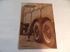 alte Dunlop Zeitung  ****** Nr.7. *******