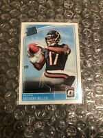 2018 Donruss Optic #164 Anthony Miller NM-MT RC Rookie Bears Rated Rookie