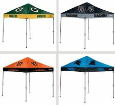 Multicolor One Size Logo Brands NCAA Unisex Adult Pagoda Canopy w// Side Panel Tailgate Tent