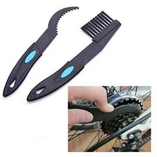 New Cycling Bike Bicycle Chain Cleaning clean Brush Set Tool