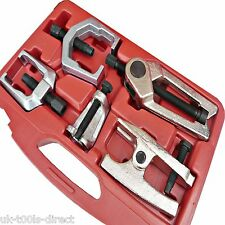 Kit de servicio de extremo frontal conjunto de Pitman brazos Barras De Acoplamiento Bola Conjunto Universal 5pc Articulaciones