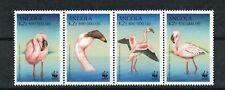 Angola 1058 - Flamingo's Strip Of 4. MNH. OG.  #02 ANGO1058