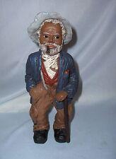 "Vintage All God's Children Miss Martha Originals Uncle Bud 8.75"" Figurine 114"