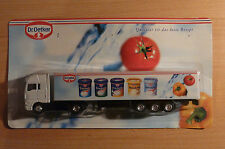 Modellino autocarro per birra Rimorchio per trasporto birra MAN Dr.Oetker HS 8
