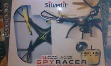 DRONE SILVERLIT 15604 SPYRACER AVEC CAMERA +14 ans