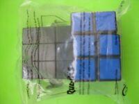 Jeu de patience - Casse-tête - Rubik's - 6,5 x 6,5 cm - Mc Donald's 2020