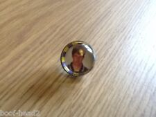 #230 Kenny Cunningham Wimbledon / Merlin Premier League Flik a Ball marble 1997