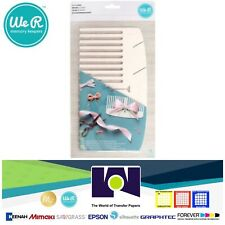 We R Memory Keepers - BASIC TOOLS - BOW LOOM 660334