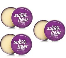 3 X DAX Super Neat Conditioning Hair Cream 3.5oz