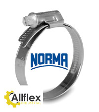Norma Worm Drive Clamps Stainless Steel