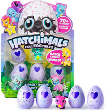 Hatchimals CollEGGtibles 4 Pack + Bonus (Styles Vary) Season 1 MYSTERY Eggs