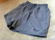 PATAGONIA Nylon swim shorts kids Sz XL Gray