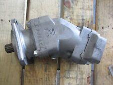 Hawe Hydraulik M60n 108 Bscnsae5 Axial Piston Hydraulic Motor 724806j New