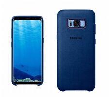 Original Samsung Galaxy S8 Alcantara housse étui ef-xg950 Pochette de protection