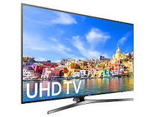 "SAMSUNG 43"" 43KU7000 ULTRA HD 4K SMART LED TV WITH DEALERS WARRANTY"