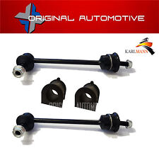 Fits LANDROVER FREELANDER 1.8 2.0 TD4 FRONT ANTIROLL BAR STABILISER LINKS BUSHES
