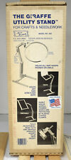 New Stock Wooden Giraffe Utility Stand Kit 392 Crafts Needlework, Marie Products