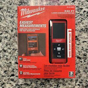 Milwaukee 48-22-9803 330' Laser Distance Meter NEW