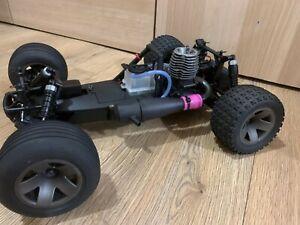 HPI Racing RUSH EVO 1/10th Nitro RC car