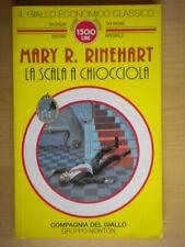La scala a chiocciolaRinehart Mary Newton1994giallo classico 39 jameson 48