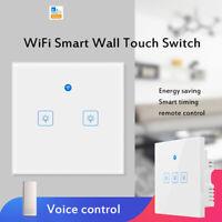 eWeLink WiFi Smart Light Switch Touch Wireless Remote Control For Alexa Google