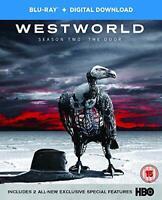 Westworld Season 2 [Bluray] [2018] [DVD]