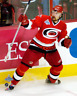 JUSTIN WILLIAMS 2006 NHL Stanley Cup Finals Game One 8x10 PHOTO  Hurricanes