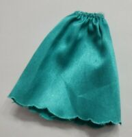 DISNEY FASHION DOLL CLOTHES LITTLE MERMAID ARIEL GREEN SKIRT MATTEL FITS BARBIE