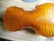 """Sehr attraktive alte Violine 4/4, mit """" AMATI """".Zettel."""
