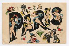 Erotique. Les p'tites femmes de PARIS . Erotic. The women of PARIS .Prostituées
