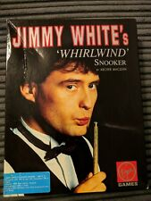 "Jimmy White's Whirlwind Snooker Game - Atari ST 1991 pc ibm 3.5"" disk RARE"