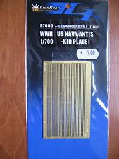 Lion Roar R7065 WWII US Navy Antiskid Plate I 1:700 neu Kombiversand möglich