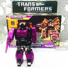 Free Shipping Transformers G1 Headmaster Mindwipe Reissue Toy