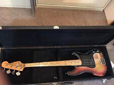 1976 Fender Precision Electric Bass Guitar
