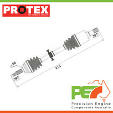 New *PROTEX* Drive Shaft For HONDA PRELUDE SI BB 2.3 litre. H23A1 I4 16V