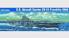 Trompetista 05604 1/350 Escala U.S. Aircraft Carrier Cv-13 Franklin 1944 Nuevo
