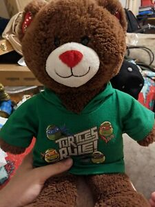 Christmas Build A Bear With Turtles Rules Shirt