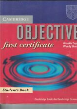 Objective first certificate. Student's book di Annette Capel Wendy Sharp - 2000