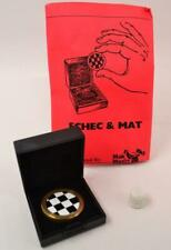 Echec & Mat Mak Magic Vintage Rare Magic Trick - #YB-02-015