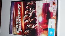 FAST AND FURIOUS 7 DVD SET ,BRAND NEW SEALED