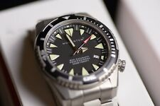 Momentum M30 Automatic Divers Watch -  Sapphire Crystal with Display Back (!)