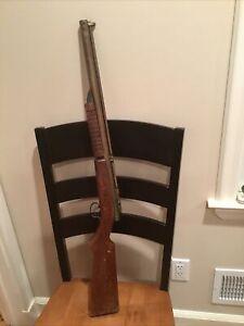 VINTAGE BENJAMIN  Model 3120  22 CAL. Air Rifle USA 85 Shot - For Parts