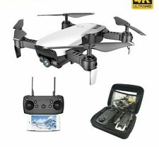 Rc Drone 4k Camera Professional Dron Foldable Wifi Quadcopter Helicopter