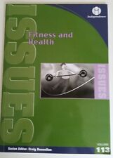 FITNESS AND HEALTH [ISSUES SERIES Vol.113] CRAIG DONNELLAN - PAPERBACK BOOK