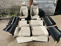 BMW E92 Leather Interior Complete (Seats + Door Cards) 3 Series E92 Coupe
