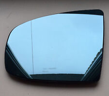 BMW X5 (E70) 2007-2013 LEFT side Heated Door Mirror Glass & Backing Plate