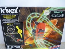 KNex Supernova Blast Roller Coaster Building Set - Glows in Dark |Thames Hospice